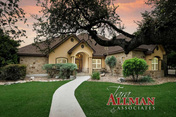 Sponsored by Tara Allman of Keller Williams San Antonio  