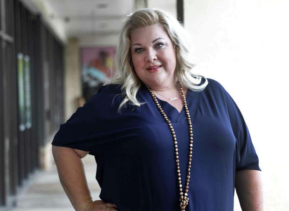 "Lufkin video blogger Melissa Radke, author of ""Eat Cake, Be Brave,"" has more than 300,000 followers. She will greet fans Friday in San Antonio. Photo: Karen Warren /Staff Photographer / © 2018 Houston Chronicle"