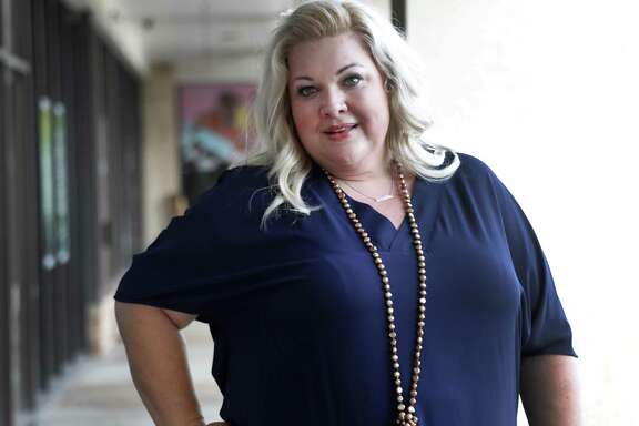"Lufkin video blogger Melissa Radke, author of ""Eat Cake, Be Brave,"" has more than 300,000 followers. She will greet fans Friday in San Antonio."