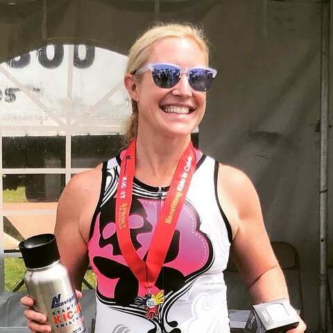 Doctors join the starting lineup at Greenwich Cup triathlon
