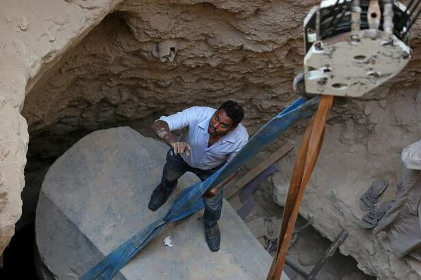 What the archaeologists found inside the sarcophagus was grisly — but was not the Earth-shattering discovery some had hoped.