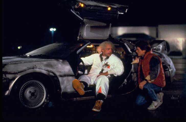 "How plutonium was depicted in the movie ""Back to the Future"" was a joke. The fictional Doc Brown barely took precautions while using plutonium stolen from Libyan terrorists to energize a DeLorean time machine regulated by a ""flux capacitor."" In real life there's nothing funny about this highly radioactive material going missing in San Antonio."
