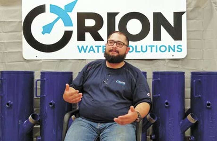 Consistent treated-water quality requires constant monitoring by  dedicated, customer-oriented operators—like Orion's. Call Orion Water  Solutions' Midland office at 432-219-8100. Photo: Paul Wiseman