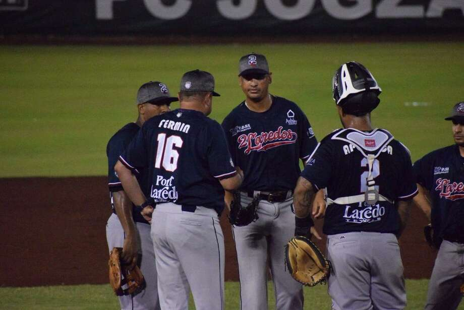 Juan Antonio Pena pitched 3.1 innings of relief Thursday after the Tecolotes Dos Laredos had a starter leave after three or fewer innings for the eighth time in 15 games. Photo: Courtesy Of Tecolotes Dos Laredos