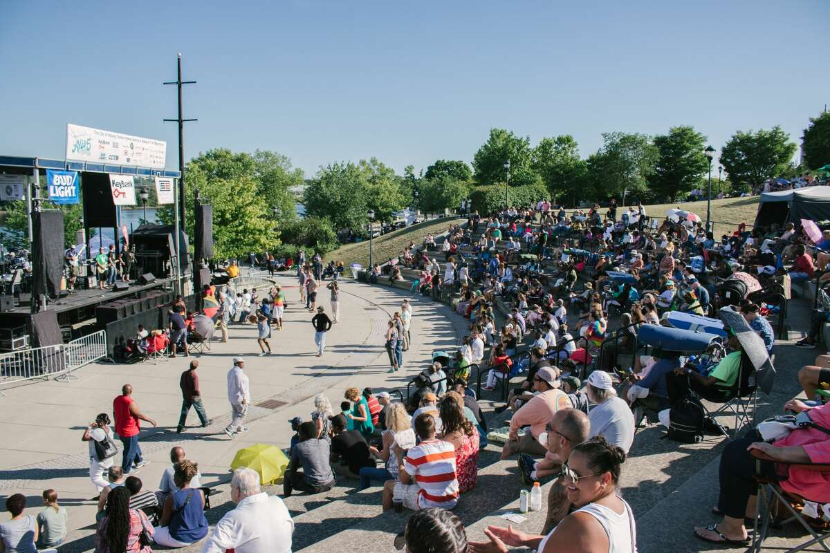 Click through the slideshow for the 2019 lineup for Albany'sthe free Alive at 5 concert series at Jennings Landing.