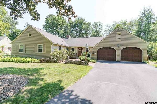 11 W. Bayberry Rd., Bethlehem, NY 12077. Open July 22, 11 a.m. to 1 p.m.  View listing.