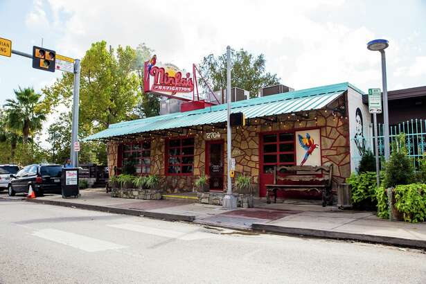 The Original Ninfa's on Navigation in Houston.