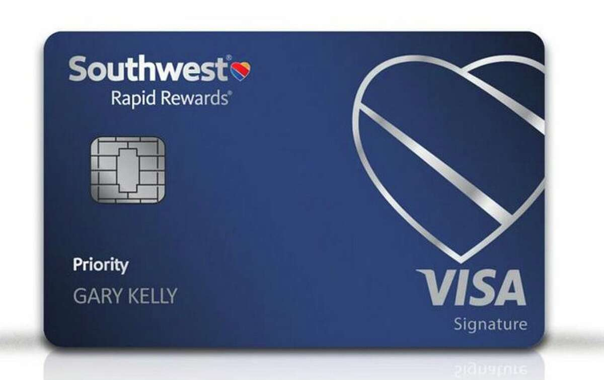 Southwest's new Rapid Rewards Priority card adds more perks for a $149 annual fee. (Image: Southwest)