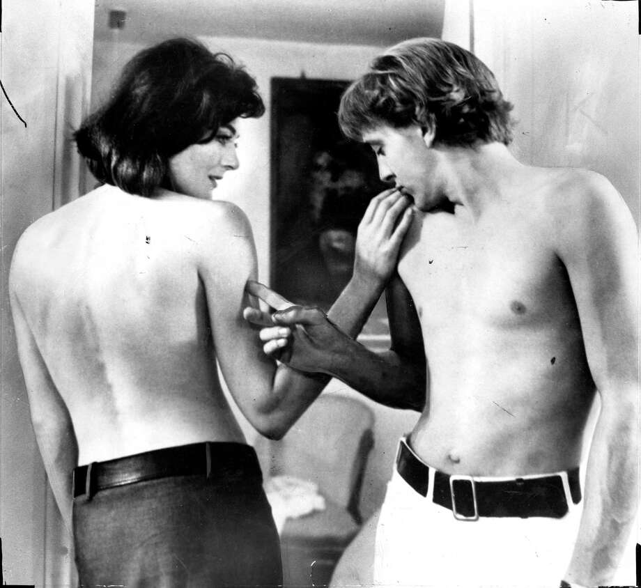 "Vanessa Redgrave and David Hemmings star in Michelangelo Antonioni's ""Blow-Up."" Photo: Metro-Goldwyn-Mayer 1966 / ONLINE_YES"