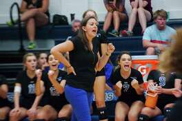 Friendswood volleyball coach Sarah Paulk will have a young team trying to win a Class 5A volleyball title this fall.