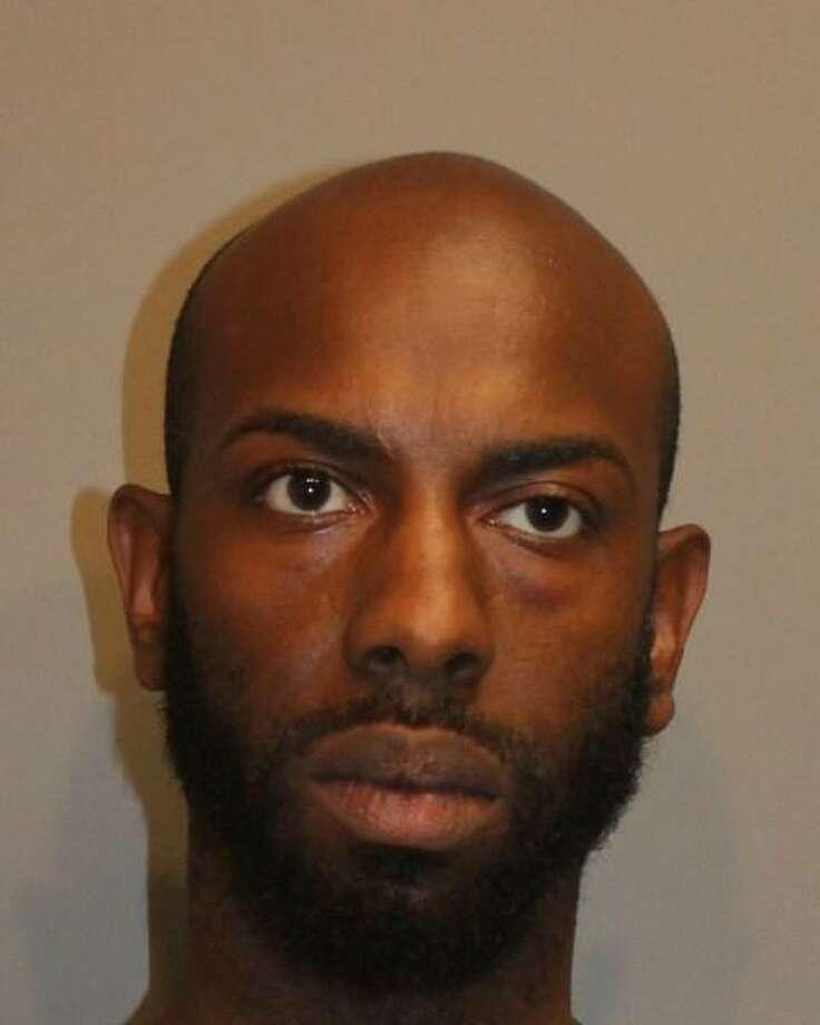James Burnes, 38, of Bridgeport Photo: Norwalk Police Department