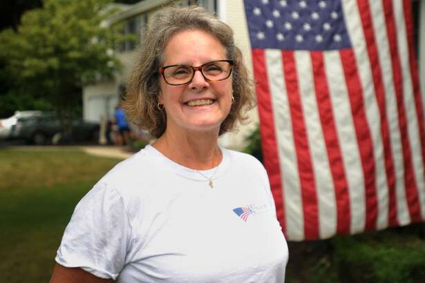 Republican Kathy Kennedy, of Milford, is running for state representative from the 119th district representing Milford and Orange.