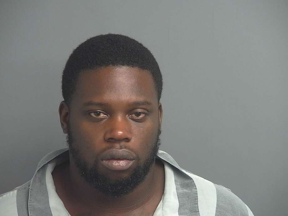 Raymond Dobbins is charged with engaging in organized criminal activity in Montgomery County. Photo: MCSO