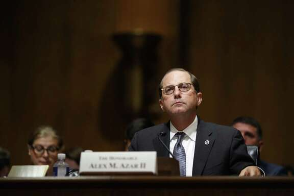 Alex Azar, the Secretary of Health and Human Services, is the grandson of an immigrant, nonetheless botching the administration's treatment of asylum-seeking immigrants — demonstrating that diversifying his cabinet did not make it more empathetic.