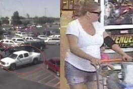 Midland Crime Stoppers and the Midland Police Department need help in locating two women involved in credit card abuse against an elderly person.