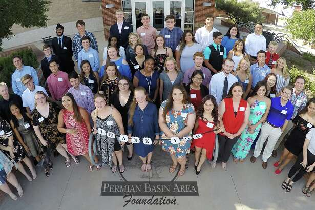 The Permian Basin Area Foundation presented more than $500,000 in scholarships at its annual dinner Thursday night at the Horseshoe. More photos from the event will be published in a future Education section.