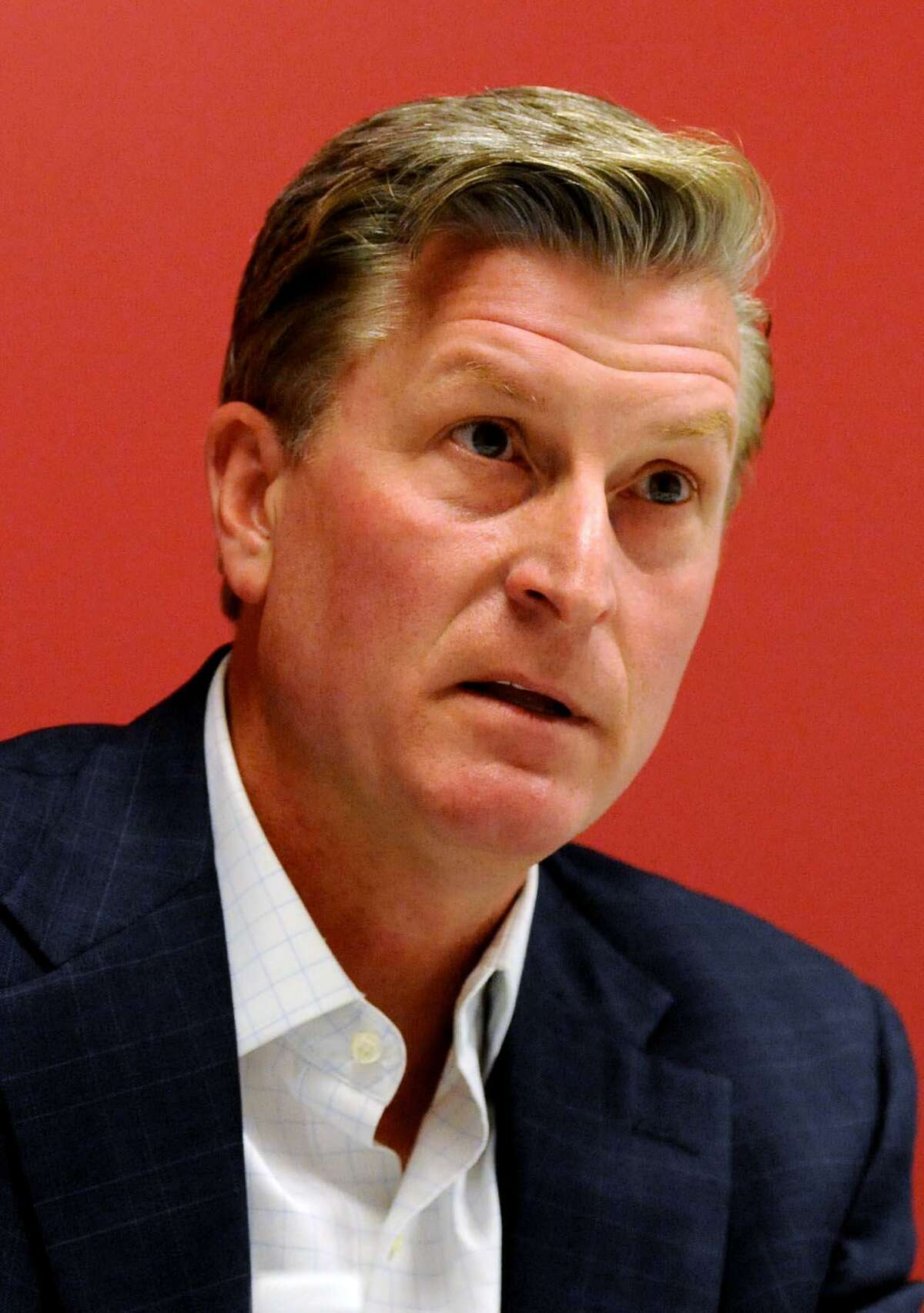 Steve Obsitnik, a Republican candidate for governor.