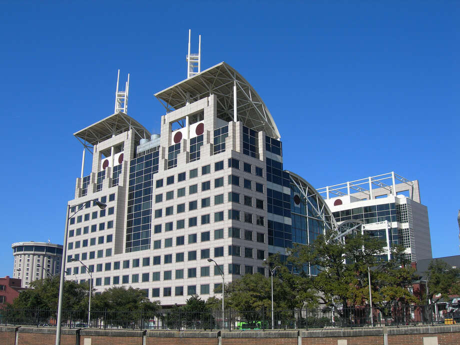 Mobile Government Plaza in Alabama. Photo: Photo By Mobile Government Plaza On Flickr