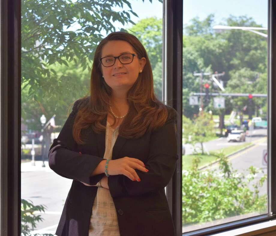 Sandra Ferreira-Molina has been named the new executive director of DanburyWorks, a collaborative of local agencies working to reduce poverty in the city by 30 percent over the next decade. Photo: Submitted Photo / United Way Of Western Connecticut