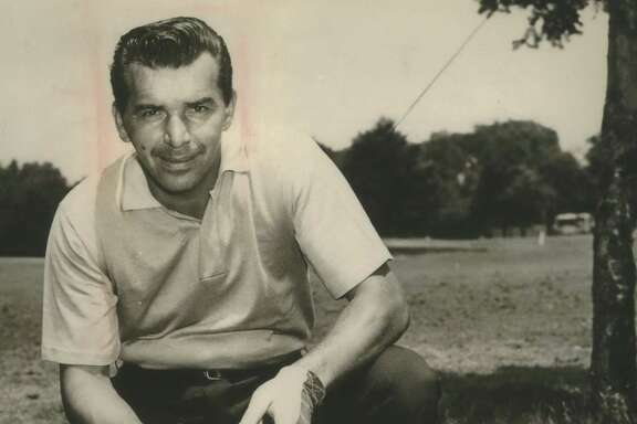 Golfer Julius Boros, Member of the Advisory Staff Wilson Sporting Goods Company