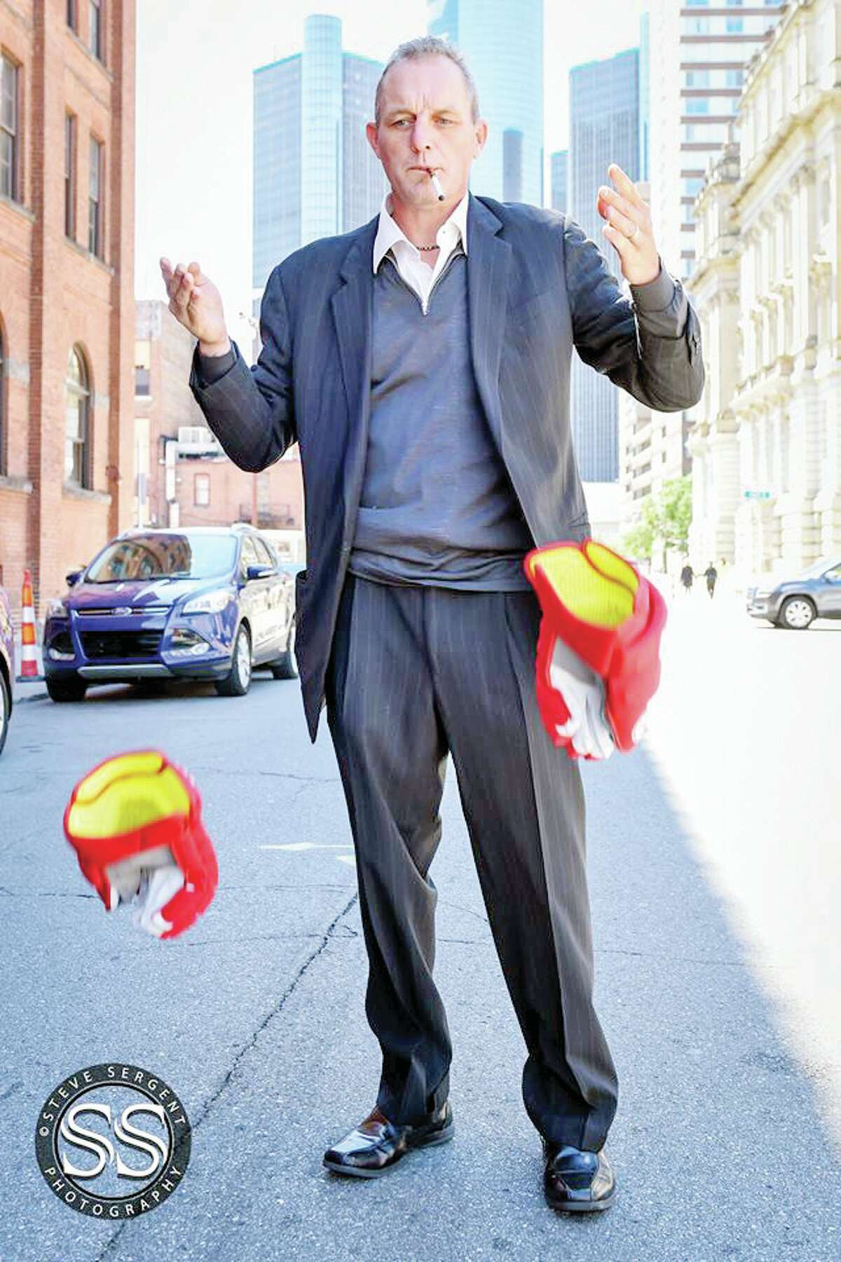 Darren McCarty's Slapstick Comedy Tour