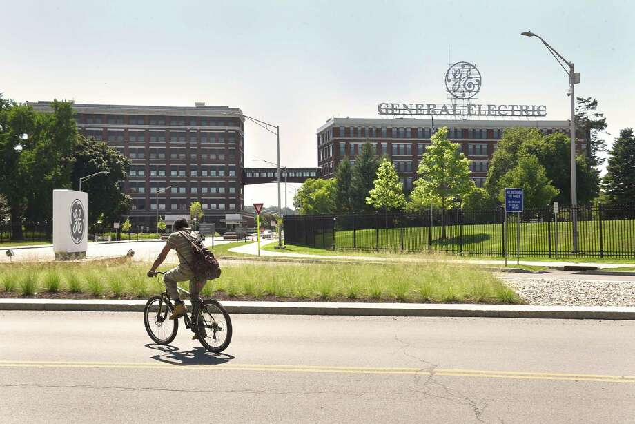 Exterior of General Electric on Friday, July 20, 2018 in Schenectady, N.Y. (Lori Van Buren/Times Union) Photo: Lori Van Buren