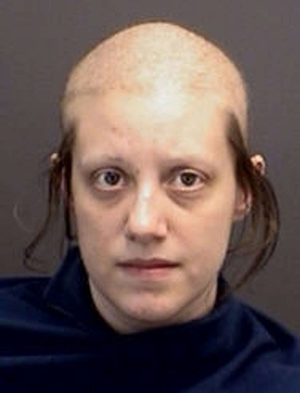 Sara Elizabeth Russell was arrested in North Texas for allegedly smuggling drugs into a correctional facility.