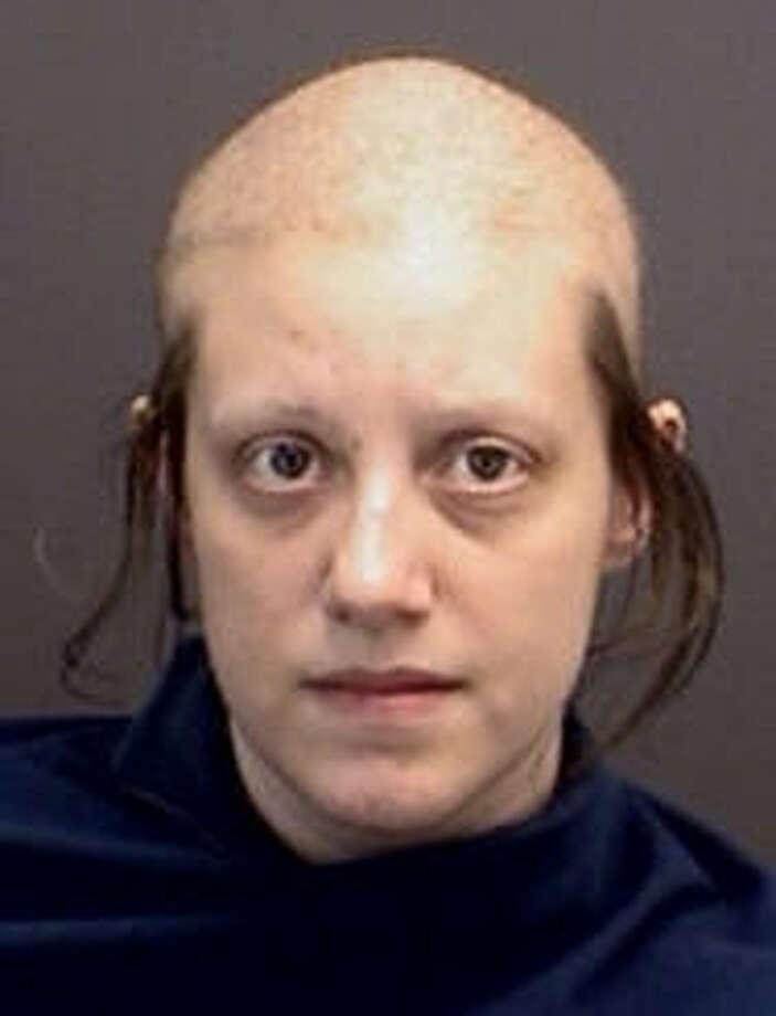 Sara Elizabeth Russell was arrested in North Texas for allegedly smuggling drugs into a correctional facility. Photo: Wichita County Sheriff's Office