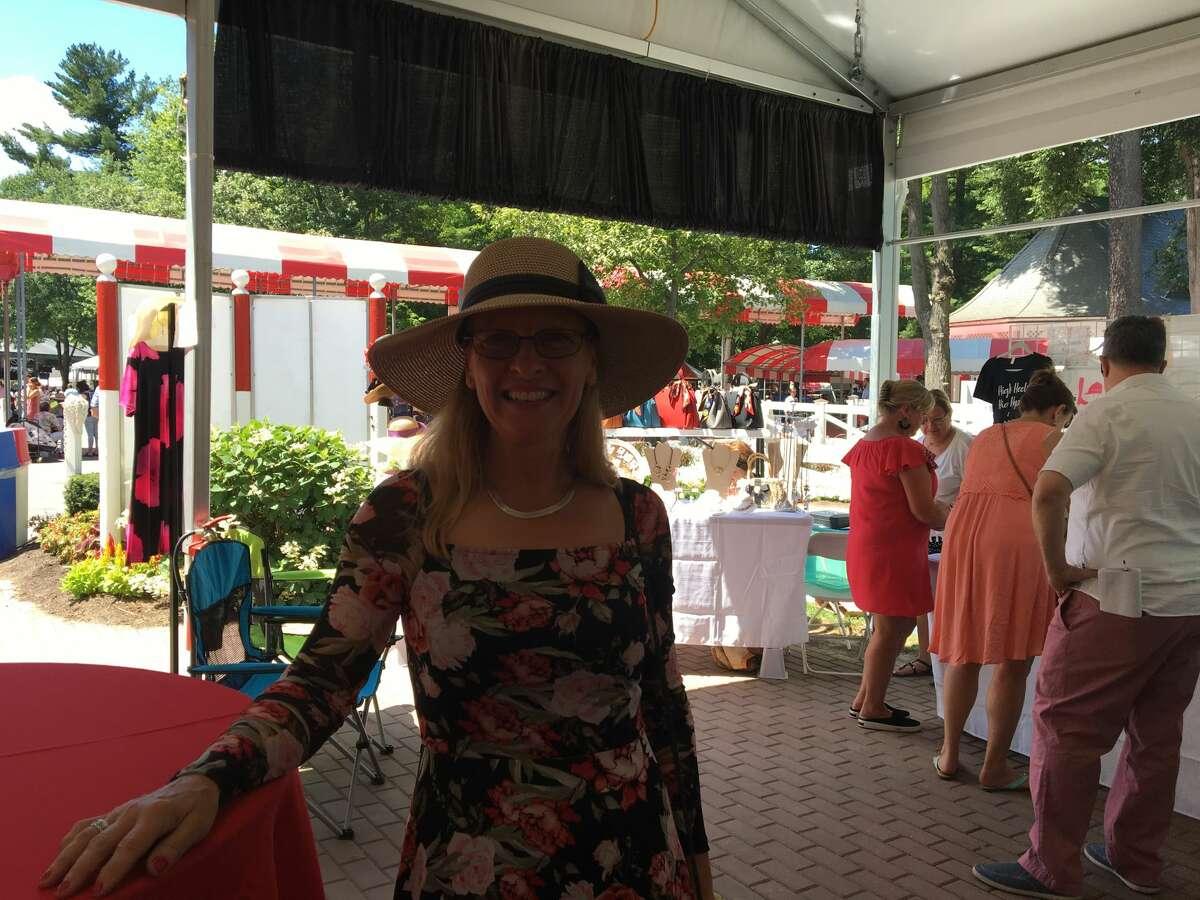 Were you Seen at Fashion Saturdays at the Coca-Cola Saratoga Pavilion at Saratoga Race Course on Saturday, July 21, 2018?