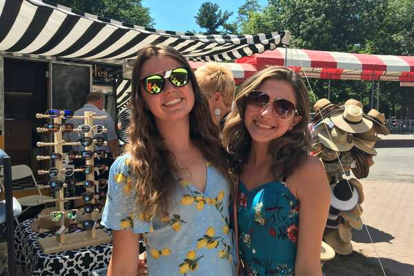 Were you Seen at Fashion Saturdays at the Coca-Cola Saratoga Pavilion at Saratoga Race Course on Saturday, July 21, 2018?
