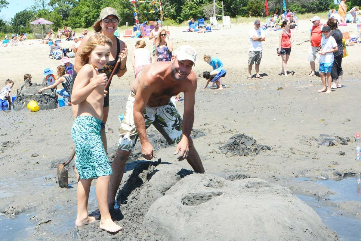 The Milford Arts Council held its 41st Annual Sand Sculpture Competition at Walnut Beach July 21, 2018. Sand sculptors competed for the title and a trophy. Were you SEEN?