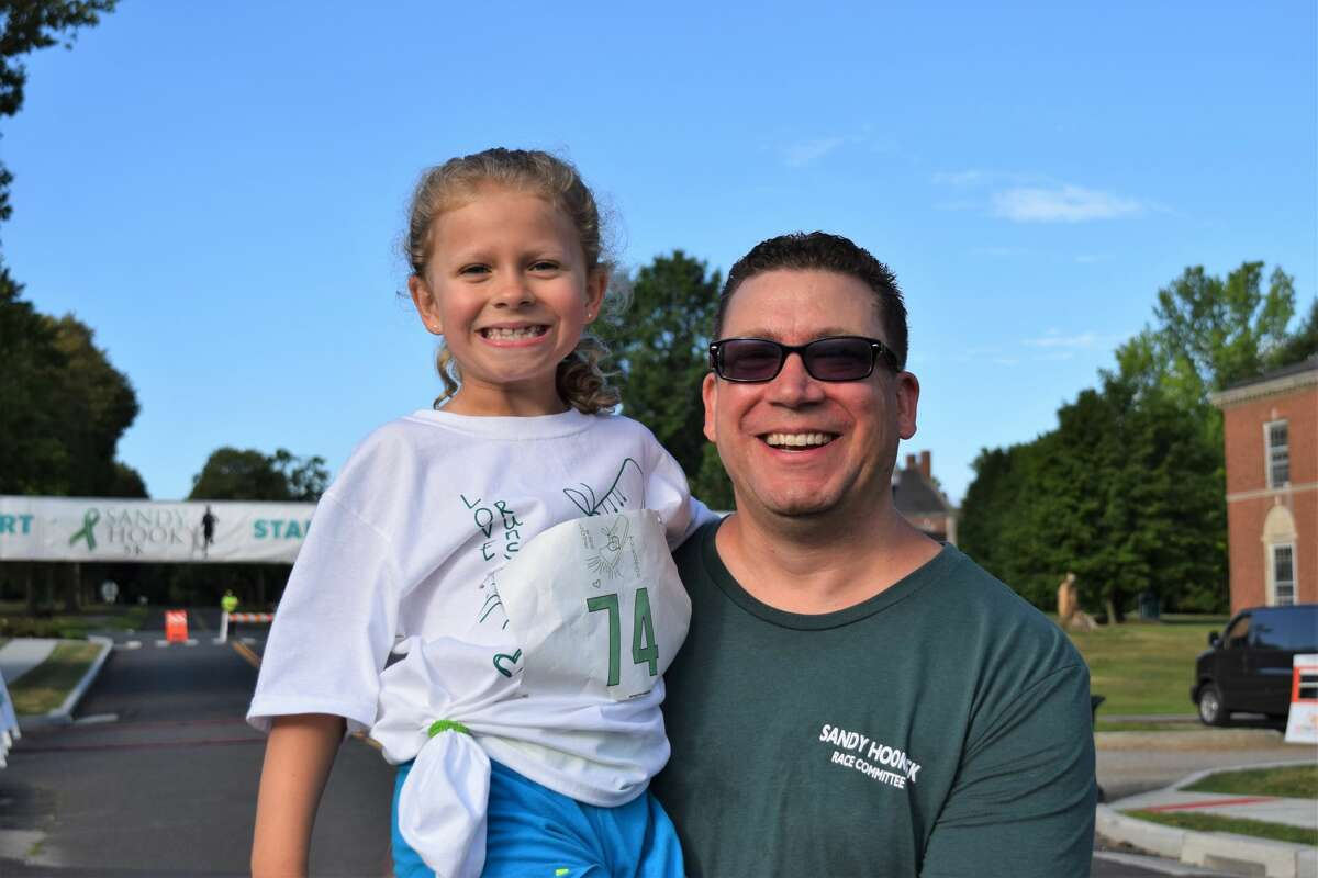 The Sandy Hook 5k was held on July 21, 2018 at Fairfield Hills in Newtown. This year's theme was