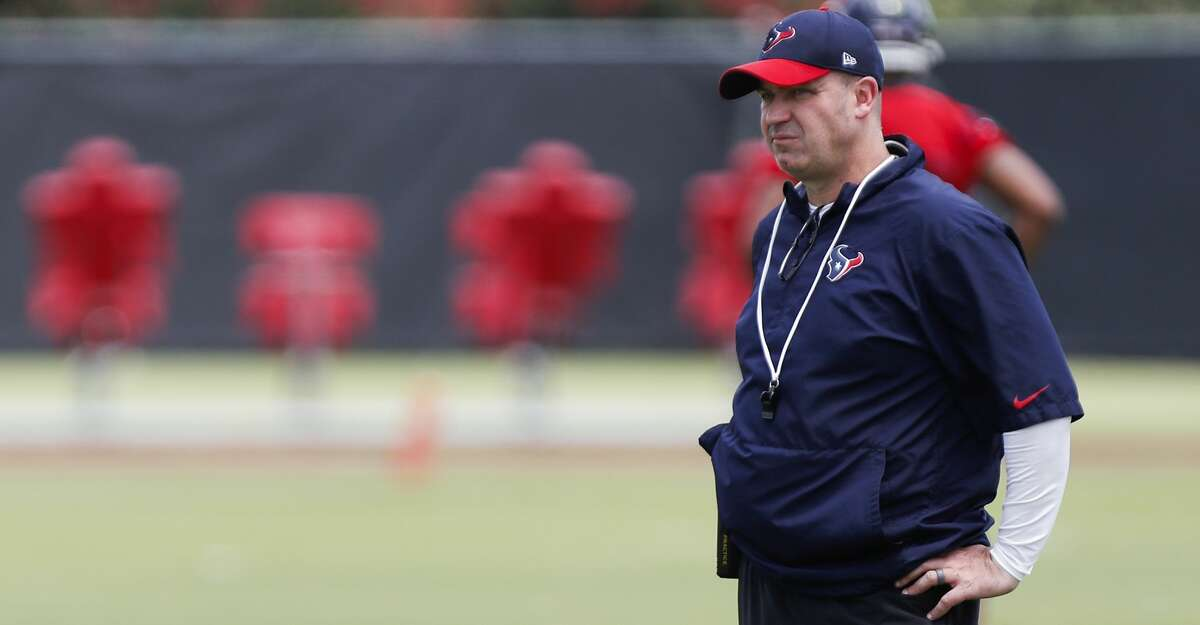 Houston Texans head coach Bill O'Brien earned a five-year contract extension.
