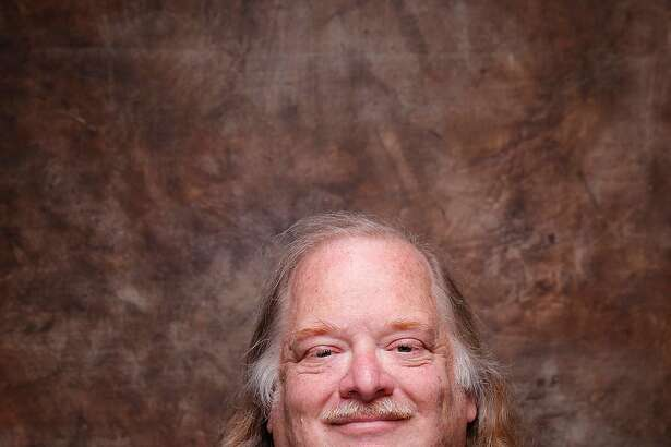Jonathan Gold at the Sundance Film Festival, Jan. 26, 2015. Gold, a Los Angeles Times restaurant critic, died on Saturday. He was 57. (Jay L. Clendenin/Los Angeles Times/TNS)