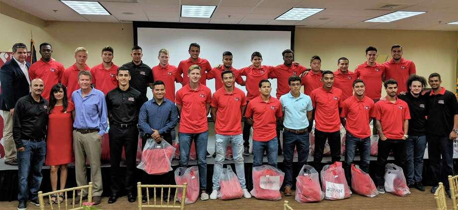 The Laredo Heat went on a 12-0-0 run to the Lone Star Conference title before being eliminated in the South Region semifinals in their debut season in the NPSL. Photo: Jason Mack / Laredo Morning Times
