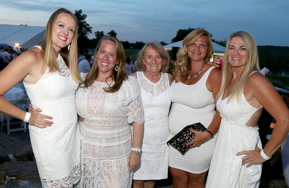 Were You Seen at The White Party, a benefit for Saratoga Bridges, held at Saratoga National Golf Club in Saratoga Springs on Saturday, July 21, 2018?
