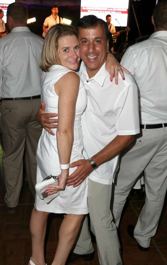 Were You Seen at The  White Party, a benefit for Saratoga Bridges, held at Saratoga National Golf Club  in Saratoga Springs on Saturday, July 21, 2018? Photo: Joe Putrock/Special To The Times UNion