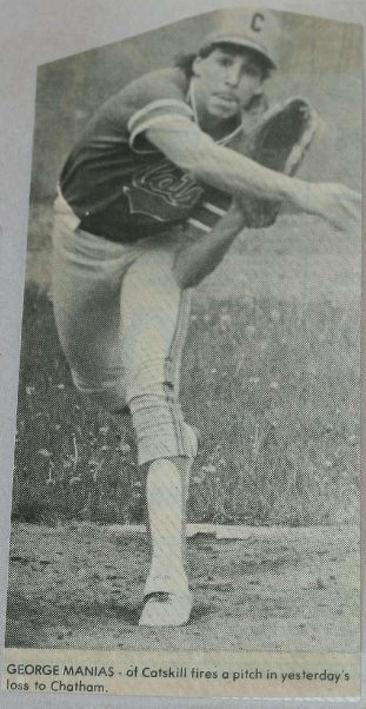 2. I played hockey and baseball in high school and college baseball.