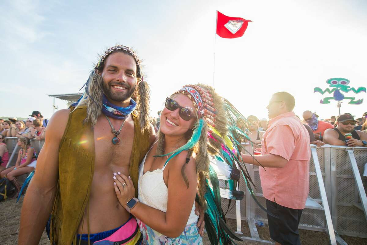 Thousands of fans came to Float Fest 2018 to party on the river and then enjoy the likes of Tame Impala, Snoop Dogg, Run the Jewels, Lil Wayne and more.
