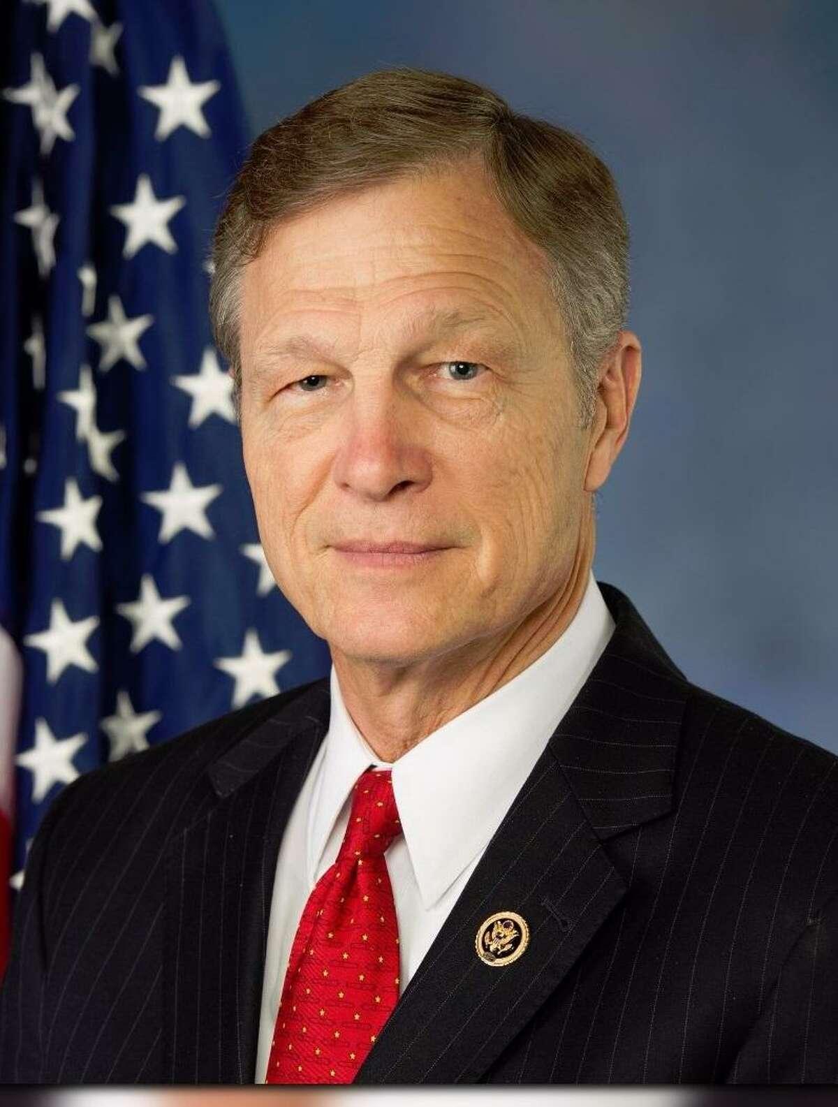 Dr. Brian Babin is the Republican congressman for Texas' 36th Congressional District