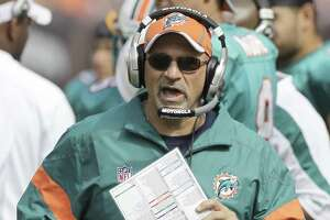 Former Miami Dolphins head coach and West Haven native Tony Sparano died on Sunday at the age of 56.