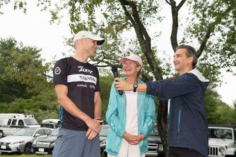 Ellison wins Greenwich Point Triathlon - GreenwichTime