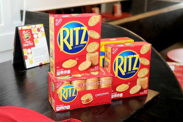 NEW YORK, NY - JUNE 05:  RITZ kicked off a summer of snacking and kitchen inspiration with delicious new recipes created especially for the seasons occasions. The brands cracker creations were unveiled at the RITZ Party Pantry, a deliciously creative snacking experience, on June 5, 2018 in New York City.  (Photo by Craig Barritt/Getty Images for RITZ)