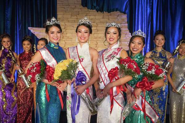 Contestants Shine At Chinatown Houston Pageant