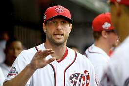 Who are the Nationals' leaders now that former manager Dusty Baker and veteran outfielder Jayson Werth are gone? So far the answer has been Max Scherzer and To Be Determined.