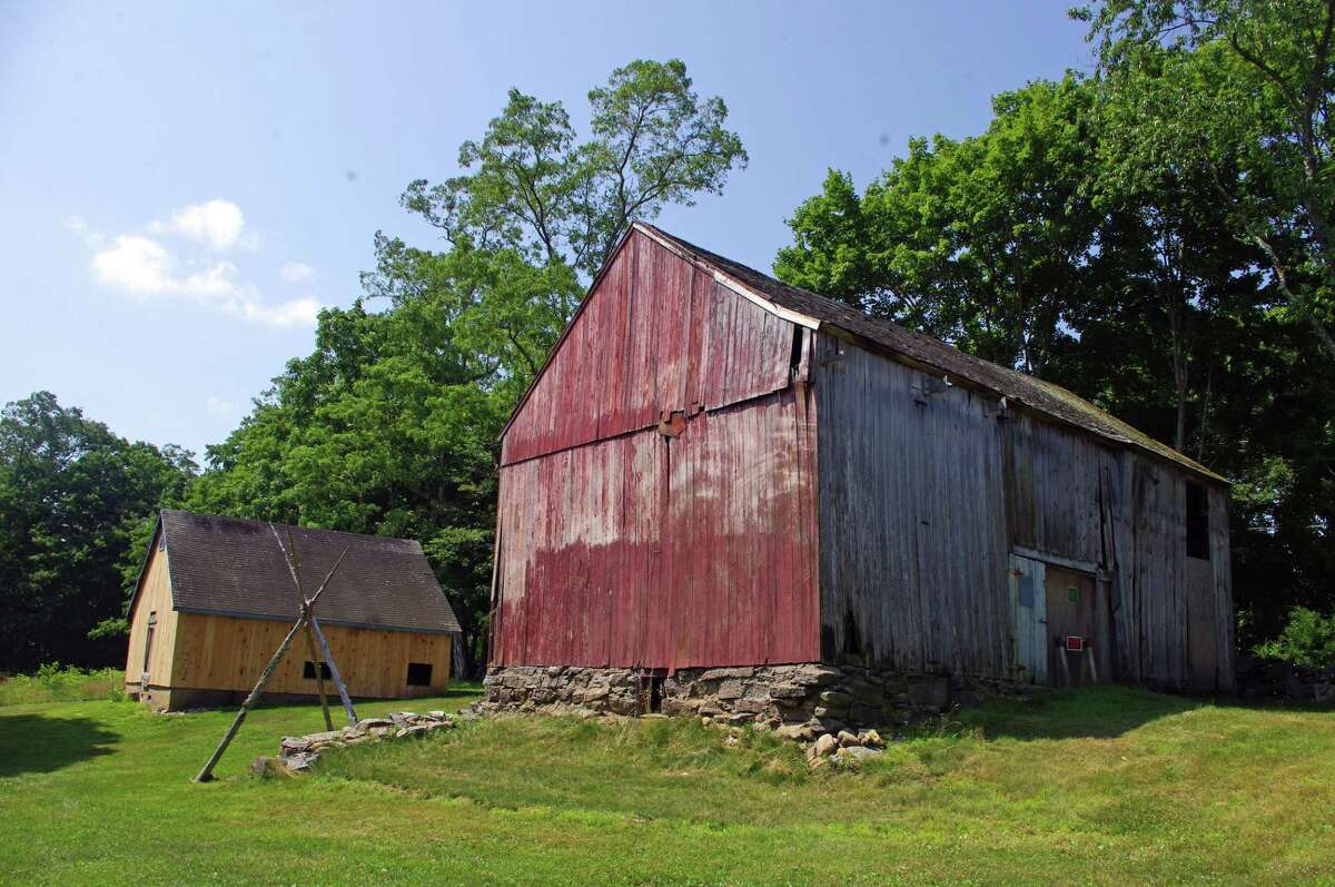 The largest Rettich barn is in need of extensive repairs.