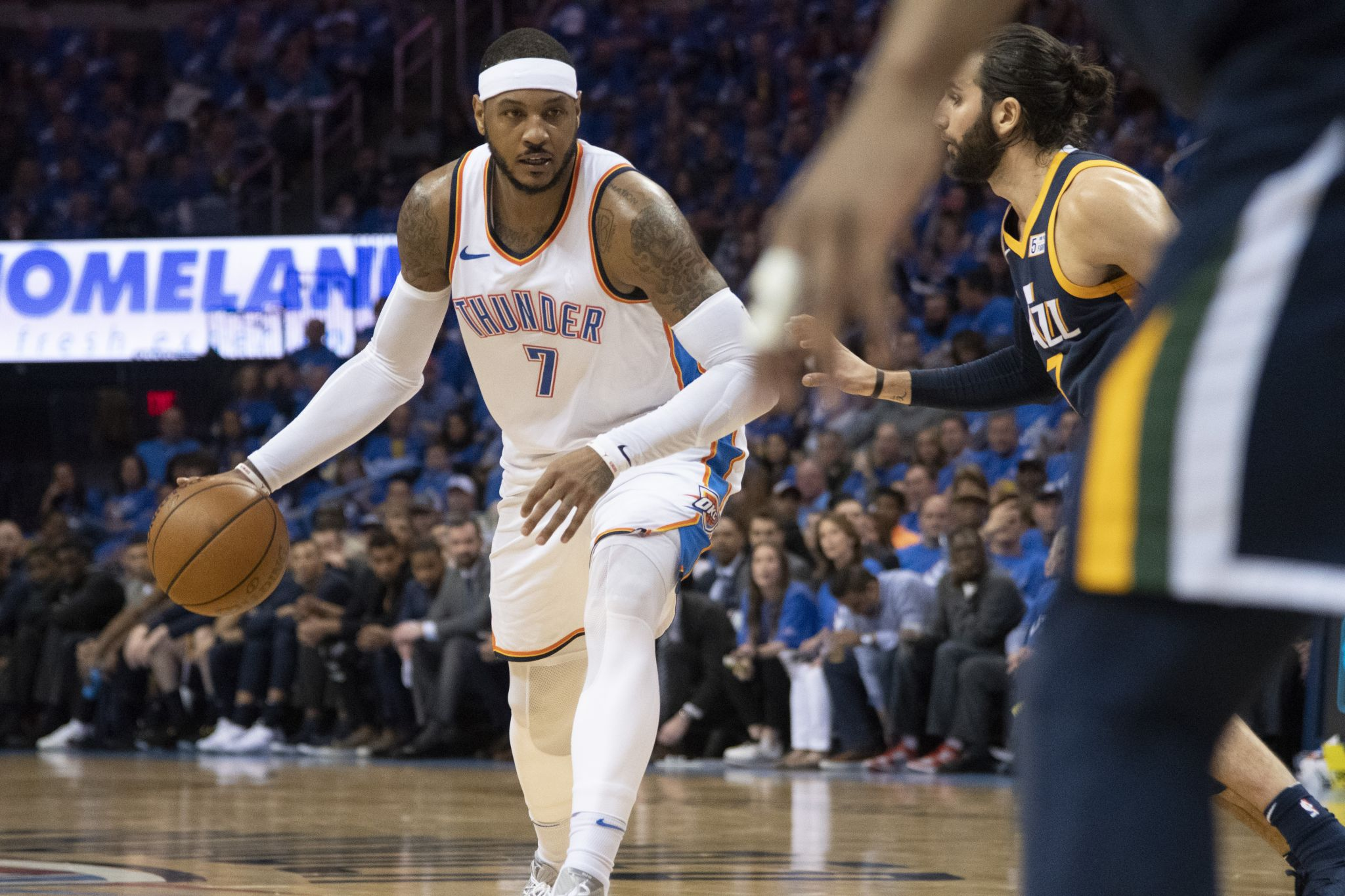 Rockets to land Carmelo Antony after pursuing him for years -  HoustonChronicle.com 032318abb