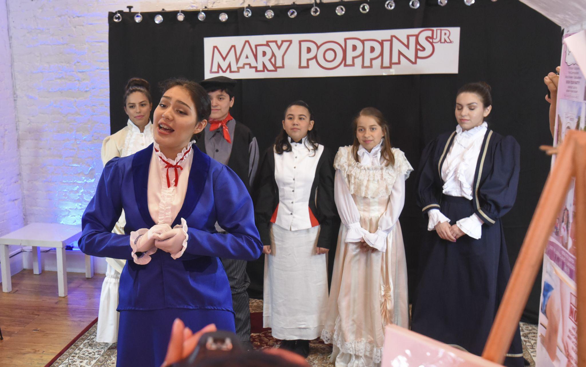 "Angelica Sofia Saenz mary poppins jr."" show will go on despite loss of cast"