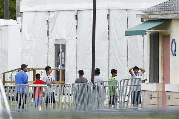 Migrants say detention centers are 'iceboxes