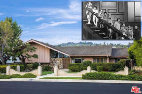 "It was America's collective childhood home throughout the 1970s. Now the ""Brady Bunch"" house is up for sale in Studio City, CA, for $1.885M."